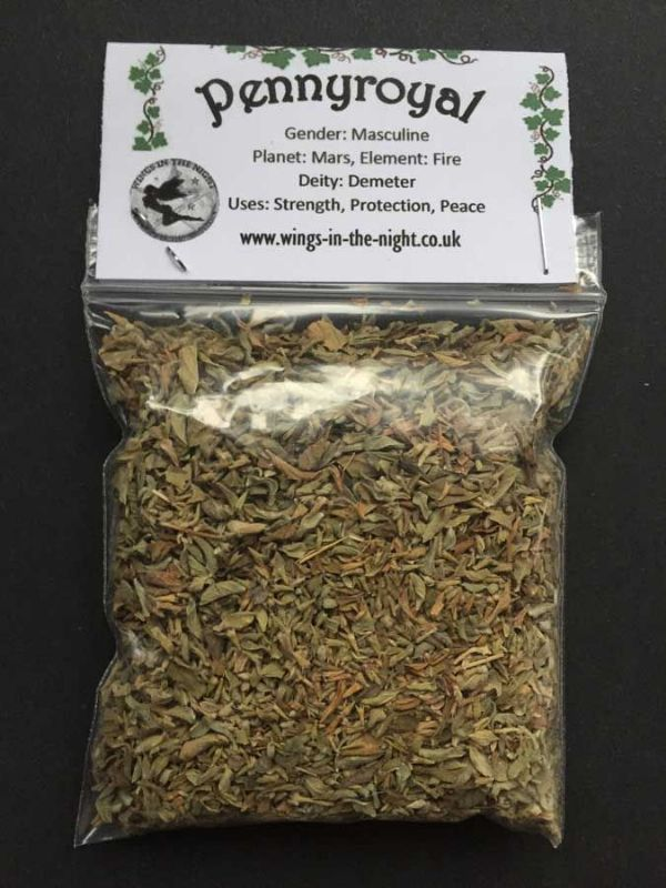 Pennyroyal Dried Magical Herb